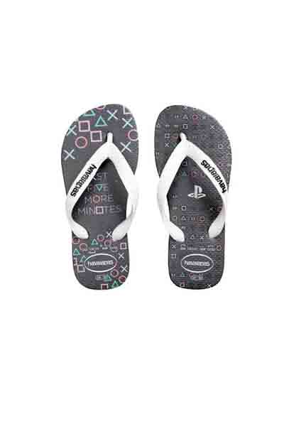 HAVAIANAS PLAYSTATION NEW GRAPHITE