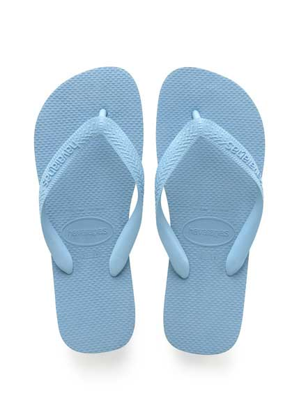 Havaianas top blue splash