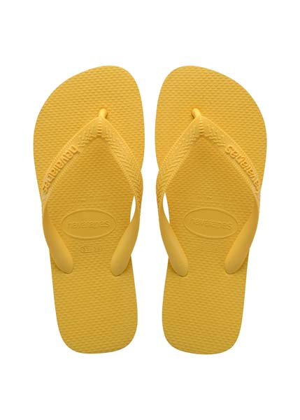 HAVAIANAS TOP GOLD YELLOW