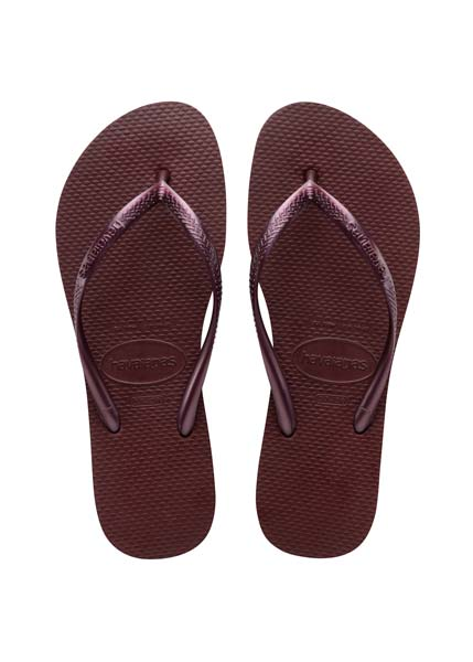 HAVAIANAS SLIM GRAPE WINE