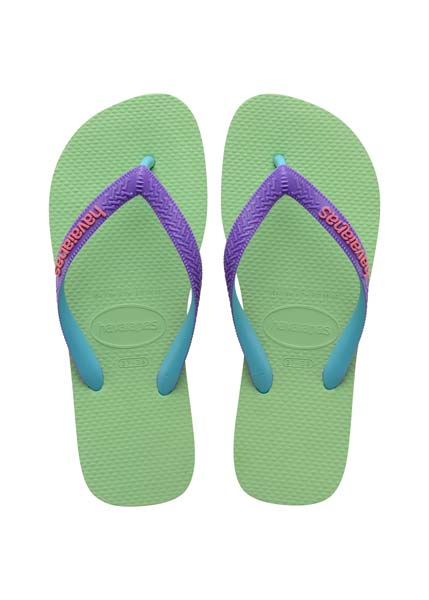 HAVAIANAS TOP MIX HYDRO GREEN