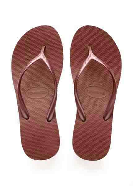 HAVAIANAS HIGH FASHION BRONZE NUDE