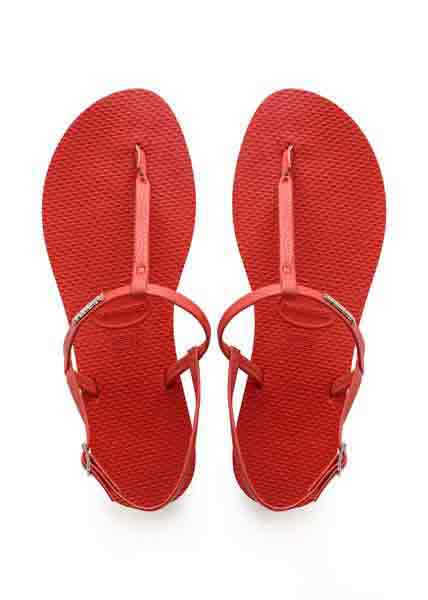 HAVAIANAS YOU RIVIERA RUBY RED