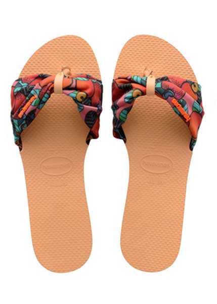 HAVAIANAS YOU SAINT TROPEZ PEACH