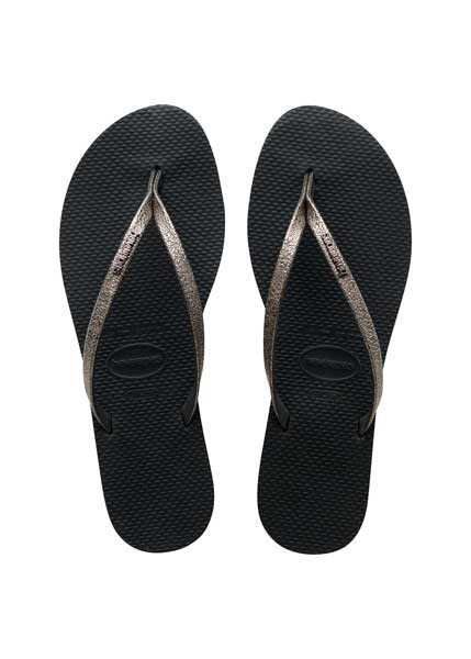 Havaianas you shine new graphite