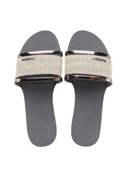 HAVAIANAS YOU TRANCOSO PREMIUM STEEL GREY